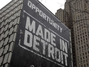 Detroit no logo